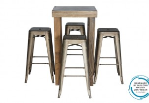 Breckenridge Cab Table W chairs