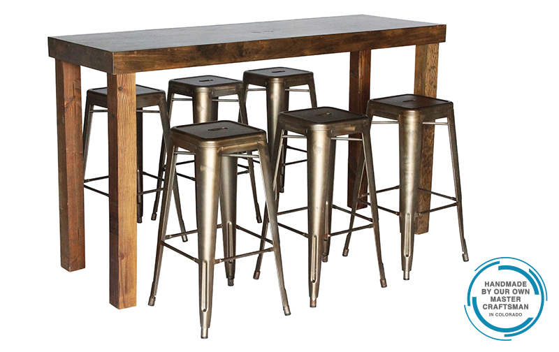 Pub Tables Pub Tables And Bars Southern Creek Rustic